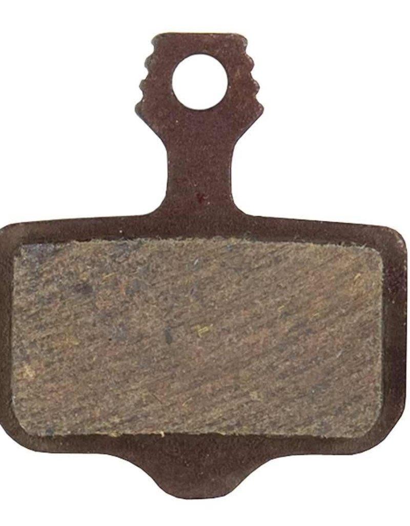 Avid, Elixir, DB, Level, Level T, Level TL Disc brake pads, Disc brake pads, rganic, Steel back plate, pair