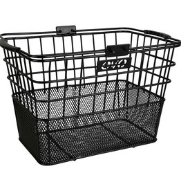 EVO, E-Cargo Lift off Dual Mesh, Basket, Black