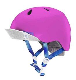 Bern Helmet Nina Satin Hot Pink