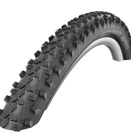 Schwalbe Smart Sam Tire 700 x 40c or 28 x 1.60 (42-622) Black, Reflective Strip, Performance, Dual Compound, Wire