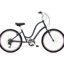 "Electra Townie Original 21D Seal Grey - Ladies 26"" 2018"
