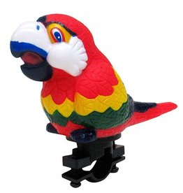 EVO, Squeezable animal horn, Parrot