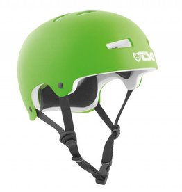 TSG EVOLUTION HELMET - SATIN LIME GREEN - SMALL/MEDIUM 54 - 56CM