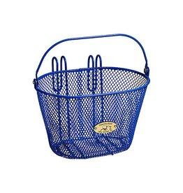 Basket Nantucket Surfside Child Wire Blue