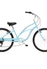 "Electra Cruiser 7D Ladies Light Blue 26"" - 2018"