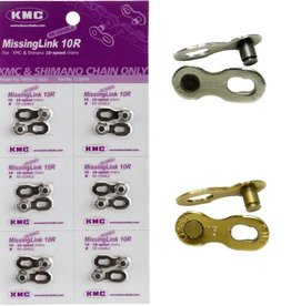 KMC Missing Link 6/7/8R 7.3MM SIL each link 251251-06