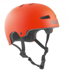 TSG Evolution Youth Helmet - Light orange  XXS/XS 52 - 54cm
