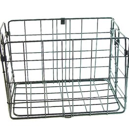 EVO, E-Cargo, Rear rack-side folding basket