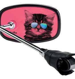 Electra Cruiser Handlebar Mirror Cool Cat