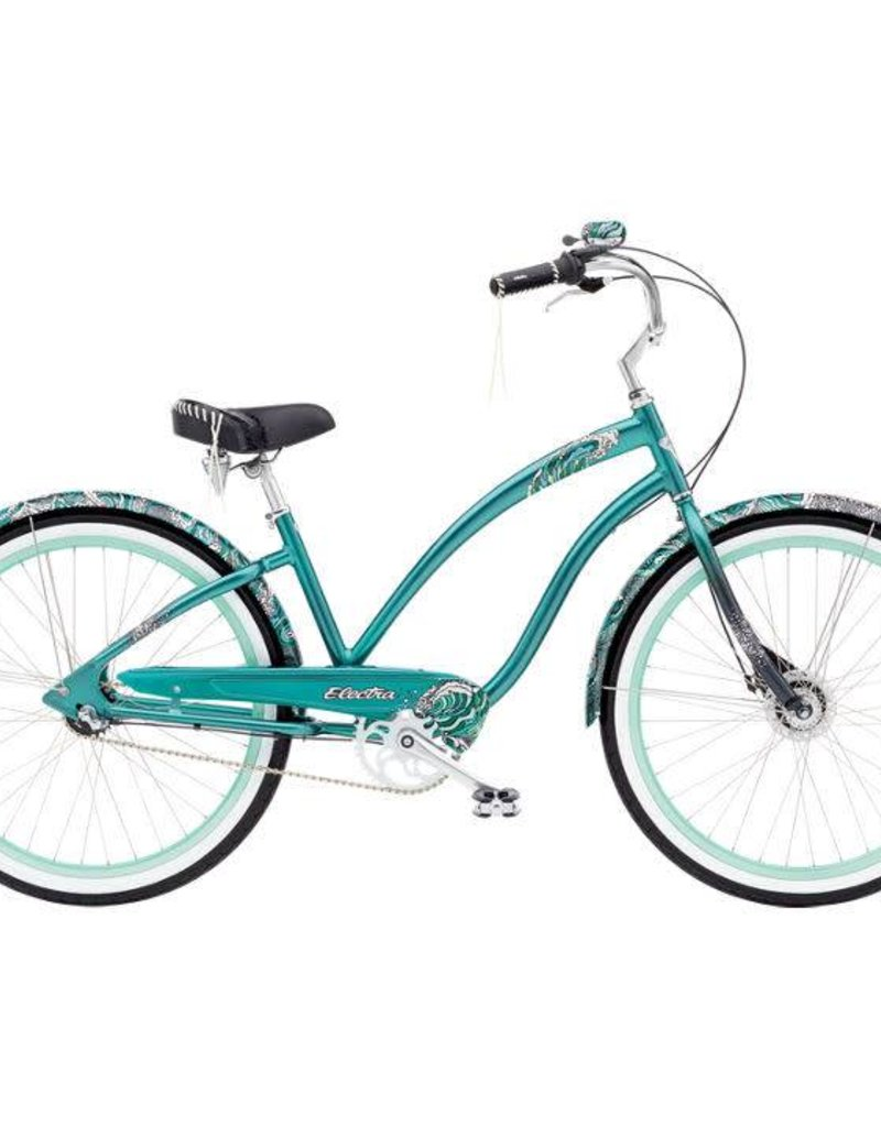 Electra Cruiser 3i White Water - 2019 - Special Edition