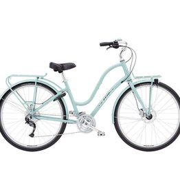Electra Townie Commute 27D Ladies Mineral Blue 700 - 2018