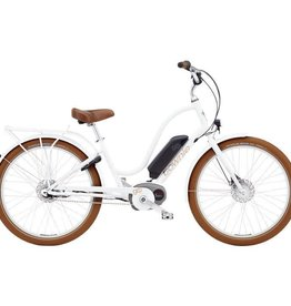 "Electra Townie Go! 8i Ladies  White 26"" - 2018"