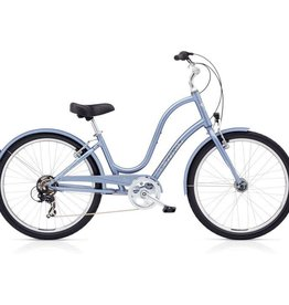 "Electra Townie Original 7D EQ Icy Blue - Ladies 26"" - 2018"