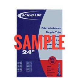 Schwalbe Tube #1 12 x 1.75-2.25 Schrader Valve, Standard Length