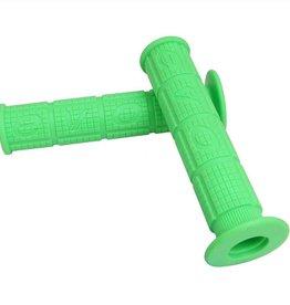 EVO, Throttle MX, Grips, 140mm, Green