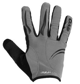 EVO, E-Tec Espresso Gel Pro, Gloves, Black, Large