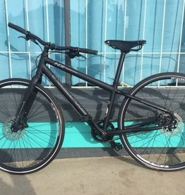 "Norco Indie, 14.5"" frame, 700C wheel, 11 SP INT FLAT BLACK"
