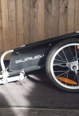 Burley Trailer, flat bed