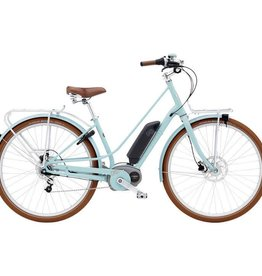 Electra Loft Go! 8i Ladies Aqua Green 700 - 2018