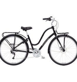 Electra Townie Commute 27D Ladies Black 700 - 2018