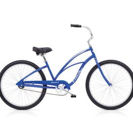 "Electra Cruiser 1 Ladies Cobalt Blue 26"" - 2018"
