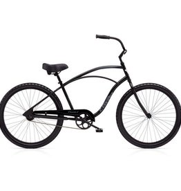 "Electra Cruiser 1 Mens Black 26"" - 2019"