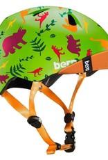 Bern, Tigre, Helmet, Green Dino, XSS, 47-51cm