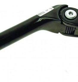 "49N Adjustable Stem -1 1/8"" - 25.4 x 90MM Silver 254696-04"