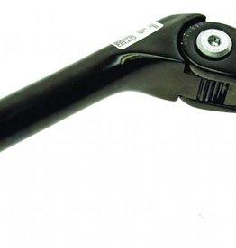 "49N Adjustable Stem -1 1/8"" - 25.4 x 90MM Silver"