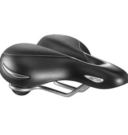 Selle Royal, Ellipse Relaxed, Saddle, 255 x 226mm, Unisex, 700g, Black