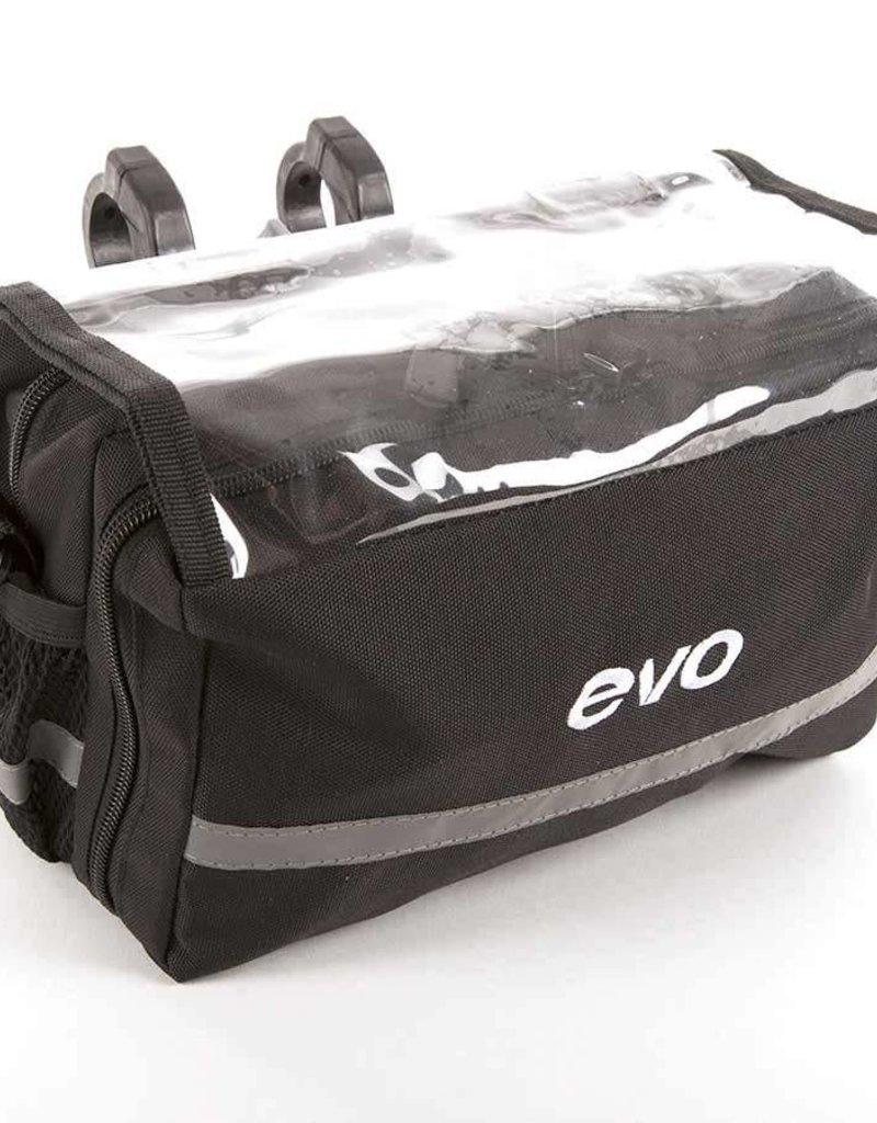 EVO, E-Carg Day Tripper, Handlebar bag Black