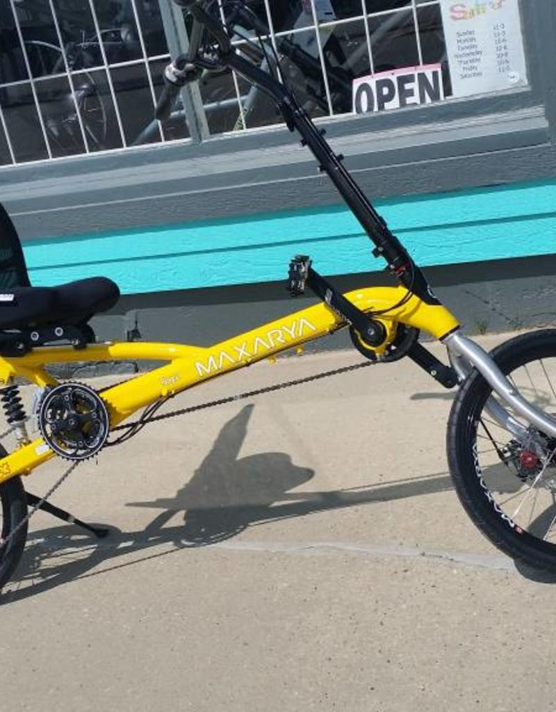 Maxarya Ray 2 Standard Frame, Yellow 2018