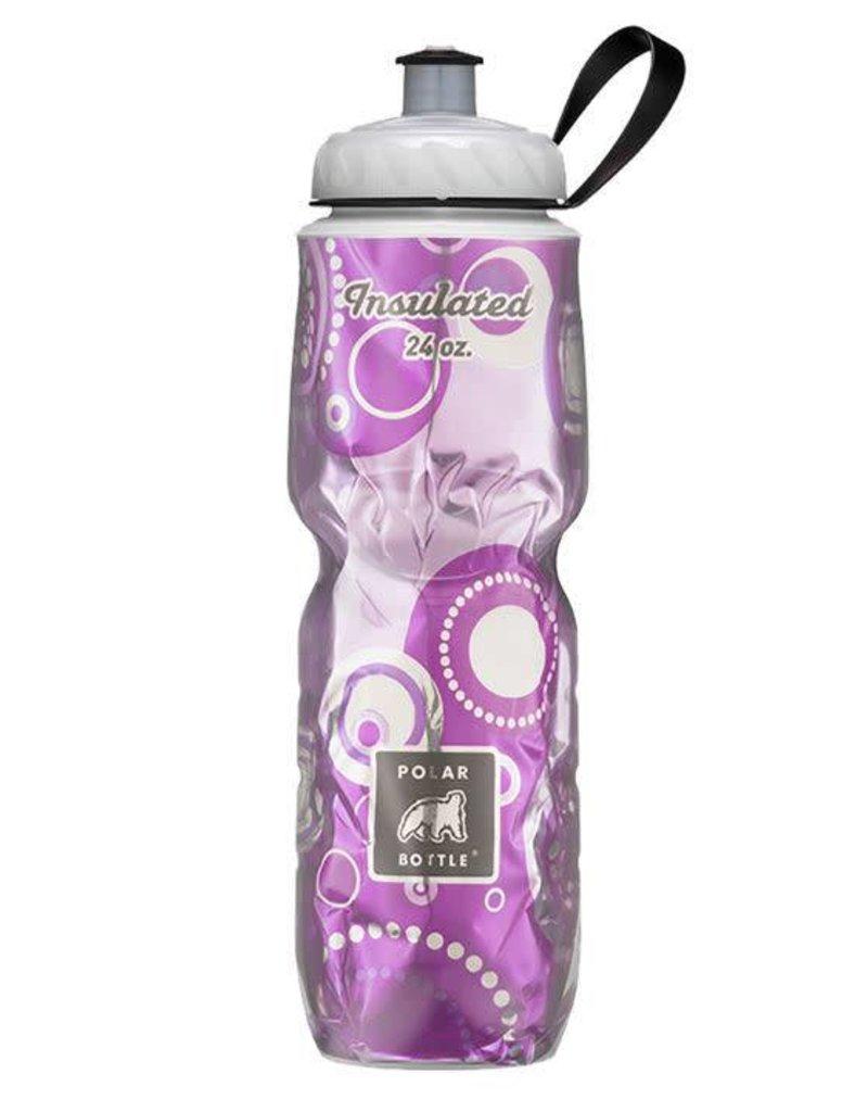 Bottle Polar 24oz Andromeda Purple Qty 1