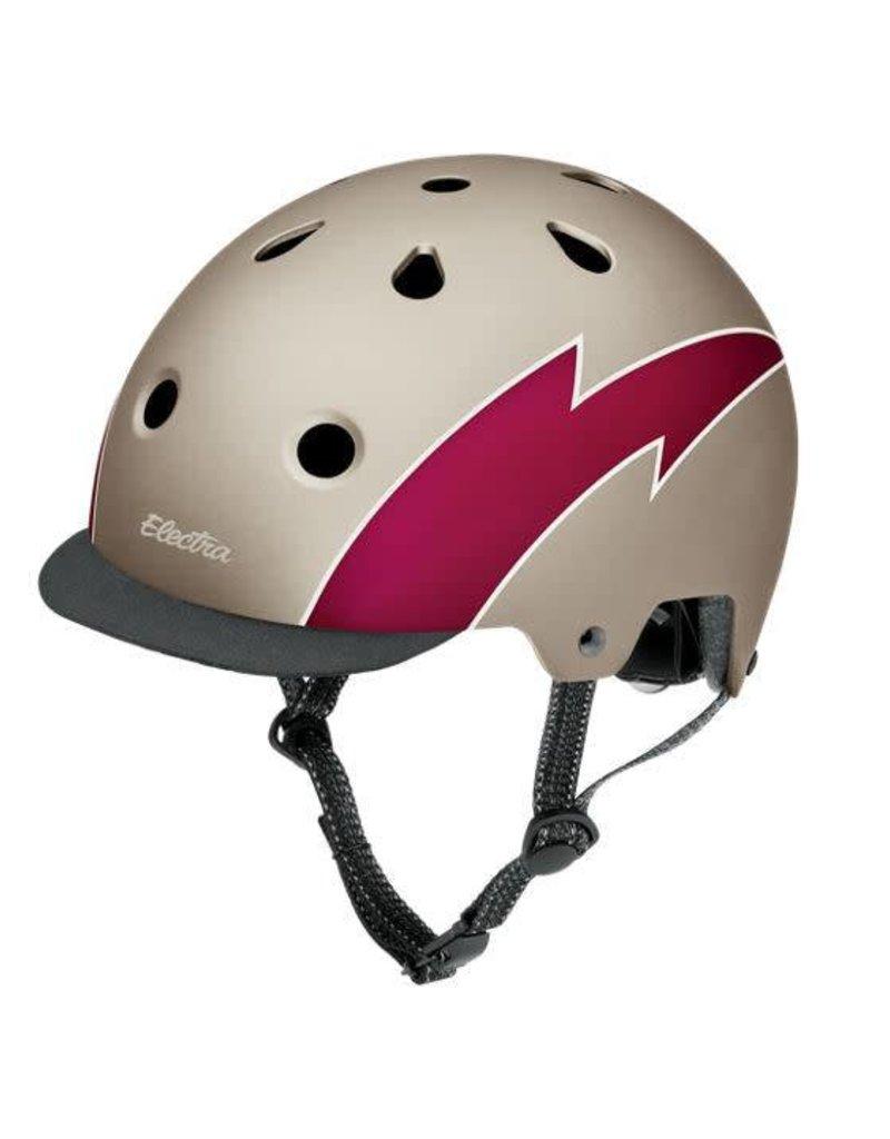 Helmet Eletra Medium Lightning 55 - 55 cm
