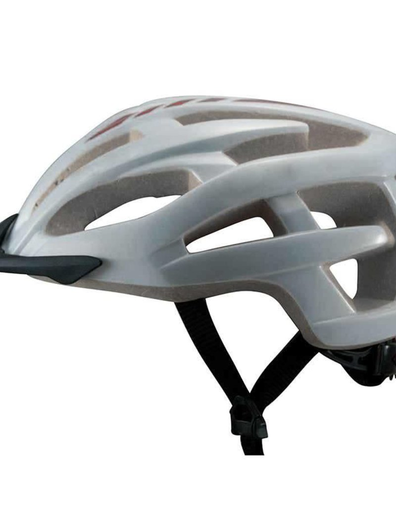 EVO, E-Tec Draft Pro, Helmet, White Light Grey, Unisize 54-60cm