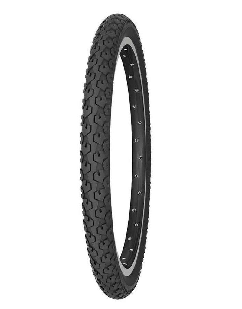 Michelin, Country Junior Tire, 16x1.75, Wire, Clincher, 22TPI, 29-58PSI, Black