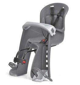 Polisport, Bilby JR, Front baby seat, Front bracket, Grey/Silver