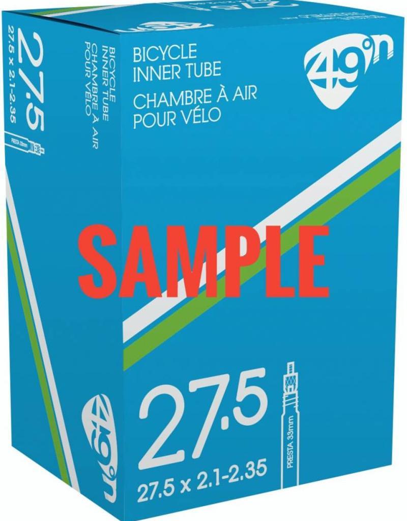 49N 700 X 28 - 35 Presta (60) TUBE 160410-02