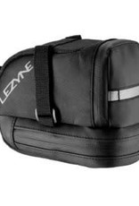 Lezyne, L-Caddy, Saddle bag, Black/Black, No tools included