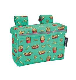 Bag Electra Handlebar Velcro Fries One Size 20cm x 13.5cm x 7.5cm