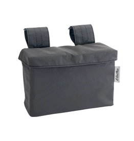 Bag Electra Handlebar Velcro Reflective One Size 20cm x 13.5cm x 7.5cm