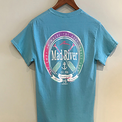 mad river tee
