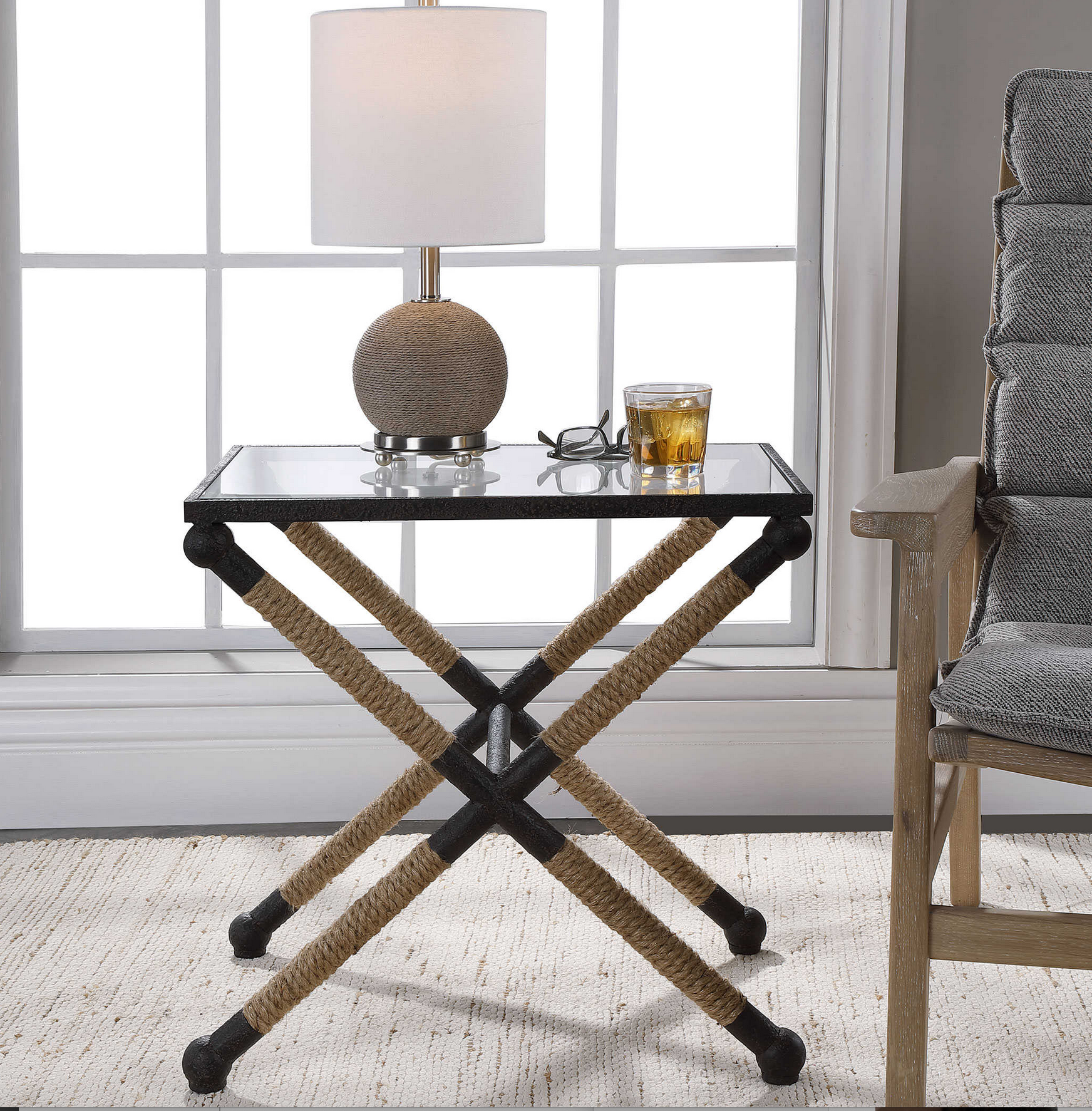 - Braddock Accent Table - Mad River