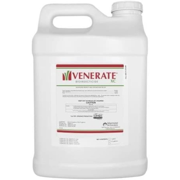 Marrone Bio Innovations Venerate XC 2.5 Gallon (2/Cs)