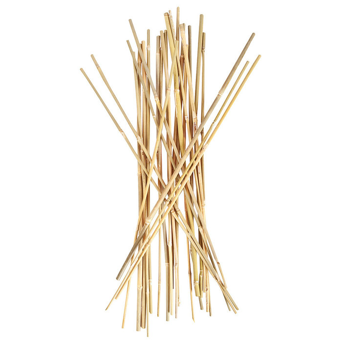 Smart Support Bamboo Stakes, 6', 25 Pack