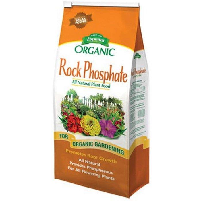 Rock Phosphate 7.25 lbs bag