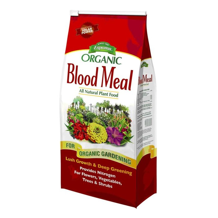 Blood Meal 3.5 lbs bag