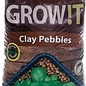 GROW!T Clay Pebbles, 40 L
