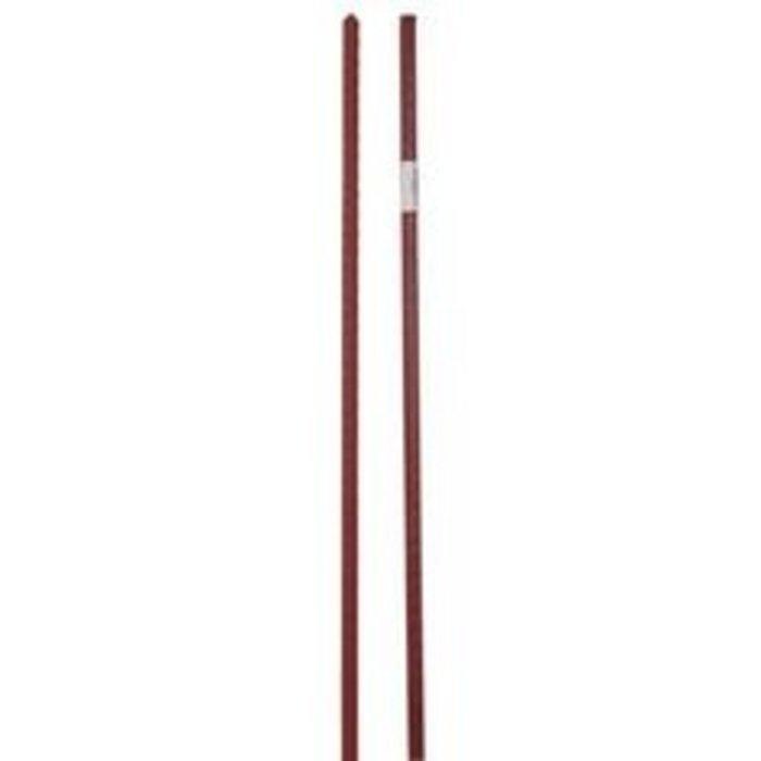 Grower's Edge Deluxe Steel Stakes 7/16 in Diameter 6 ft - Red (20/Cs)