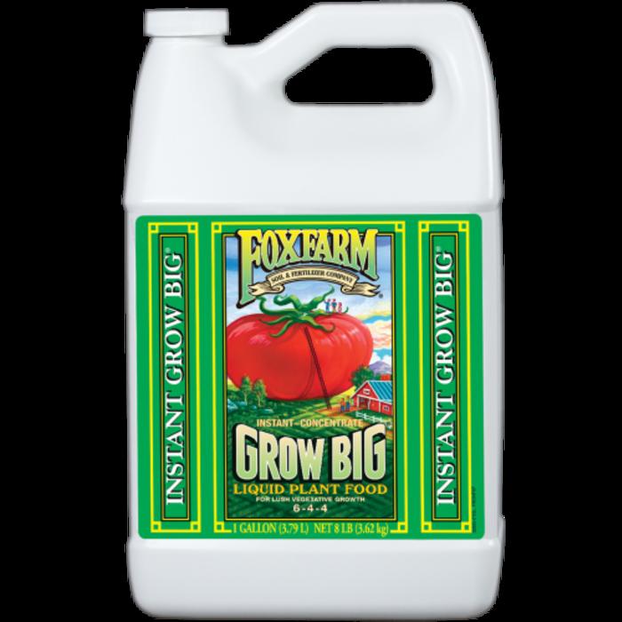FoxFarm Grow Big Liquid Plant Food, gal
